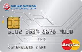 Thẻ tín dụng SCB Mastercard
