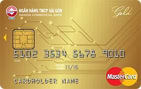 Thẻ tín dụng Sacombank Mastercard gold, rút tiền mặt thẻ tín dụng sacombank, rút tiền mặt từ thẻ tín dụng sacombank