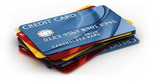 dùng nhiều thẻ tín dụng