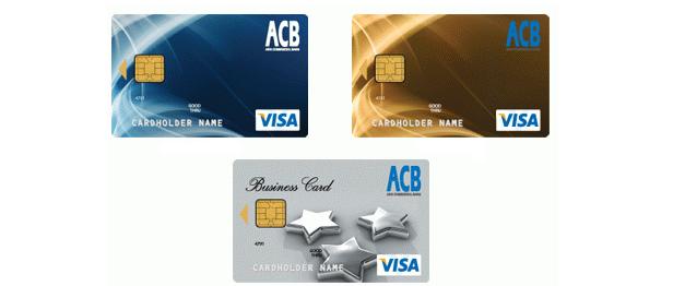 Thẻ tín dụng ACB