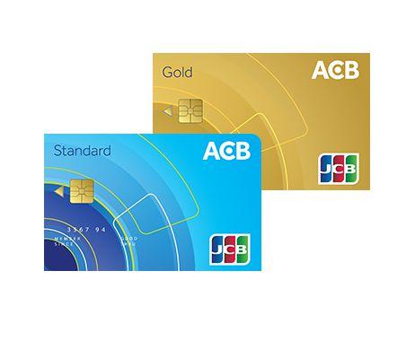 thẻ tín dụng ACB JCB