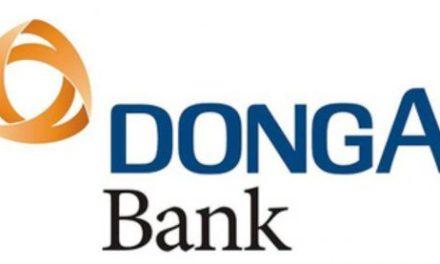 Thẻ tín dụng Visa Đông Á Bank