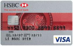 Thẻ tín dụng Visa chuẩn