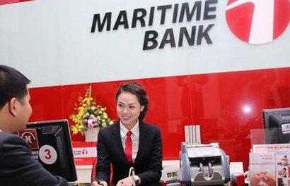 Thẻ tín dụng MARITIME BANK PLATINUM