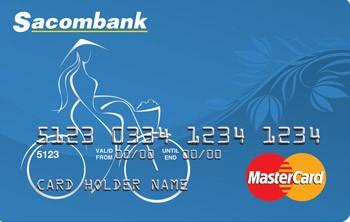 thẻ tín dụng Sacombank mastercard