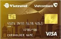 Thẻ Vietcombank Visa Vietravel