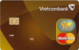thẻ tín dụng vietcombank mastercard