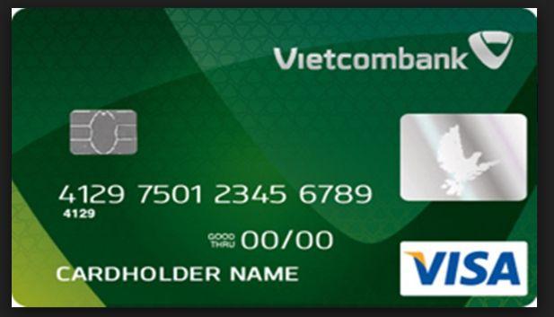 rút tiền thẻ visa vietcombank