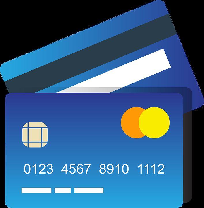 sử dụng thẻ tín dụng, hướng dẫn thẻ tín dụng